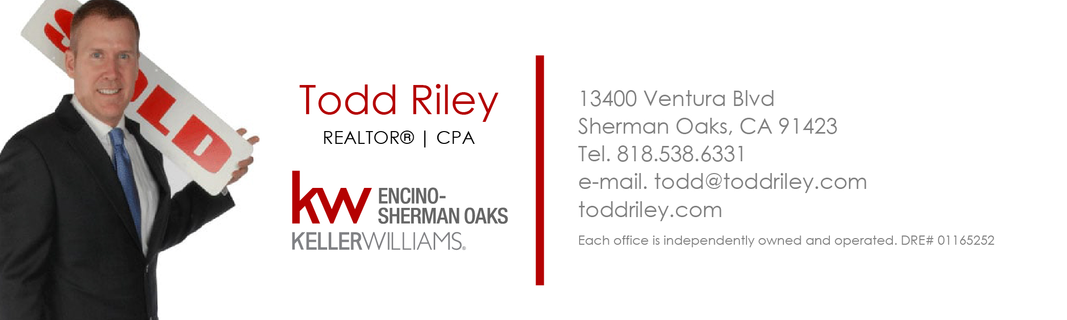 Todd Riley Woodland Hills Area Specialist